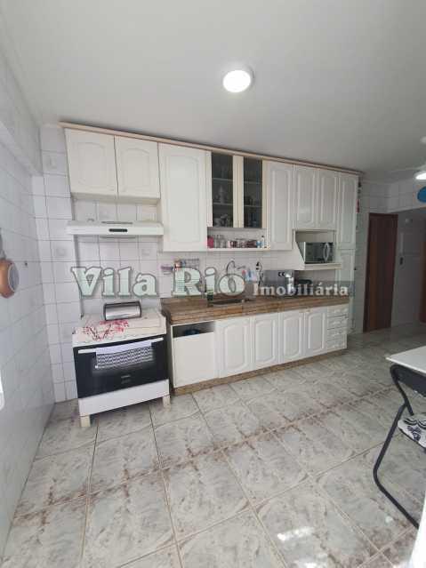 COZINHA 1 - Apartamento 3 quartos à venda Vila Kosmos, Rio de Janeiro - R$ 550.000 - VAP30164 - 25