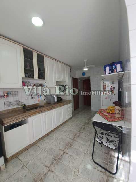 COZINHA 3 - Apartamento 3 quartos à venda Vila Kosmos, Rio de Janeiro - R$ 550.000 - VAP30164 - 27