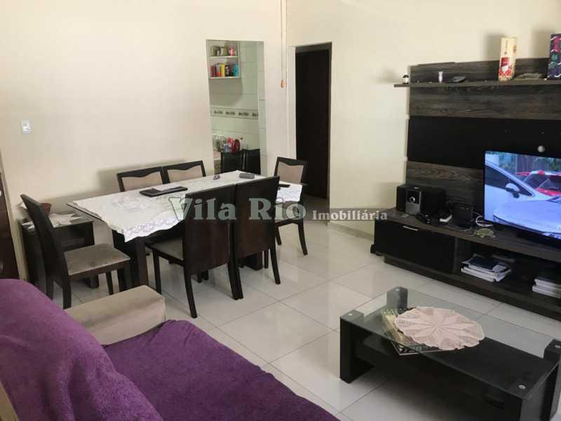 Sala - Cobertura 2 quartos à venda Vila da Penha, Rio de Janeiro - R$ 350.000 - VCO20005 - 1