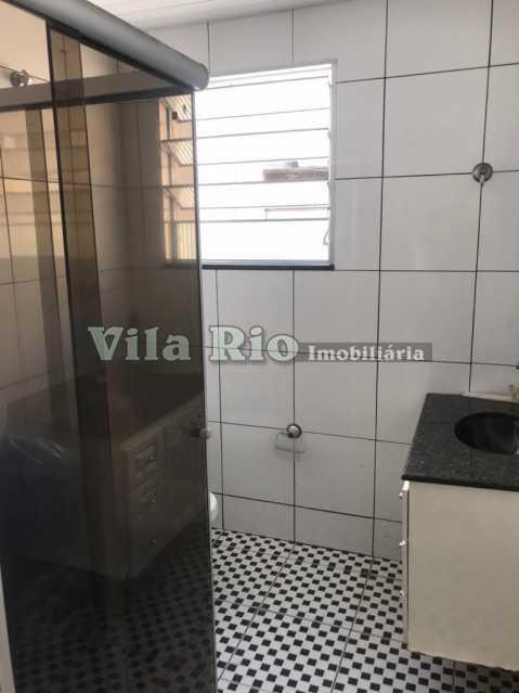 Banheiro Terreaço - Cobertura Vila da Penha,Rio de Janeiro,RJ À Venda,2 Quartos,120m² - VCO20005 - 11