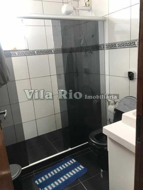 Banheiro - Cobertura 2 quartos à venda Vila da Penha, Rio de Janeiro - R$ 350.000 - VCO20005 - 7