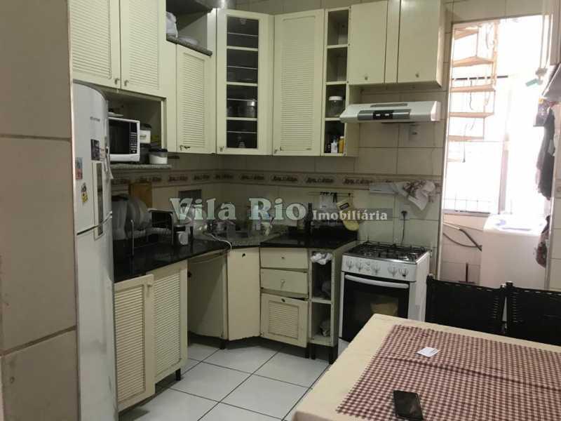 Cozinha2 - Cobertura 2 quartos à venda Vila da Penha, Rio de Janeiro - R$ 350.000 - VCO20005 - 10
