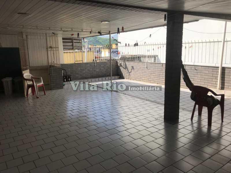 Terraço 2 - Cobertura 2 quartos à venda Vila da Penha, Rio de Janeiro - R$ 350.000 - VCO20005 - 12