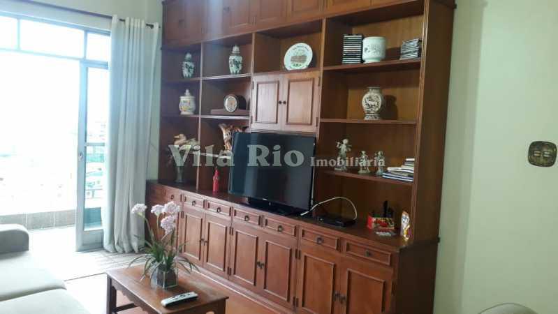 Sala - Apartamento Vista Alegre, Rio de Janeiro, RJ À Venda, 2 Quartos, 70m² - VAP20550 - 1