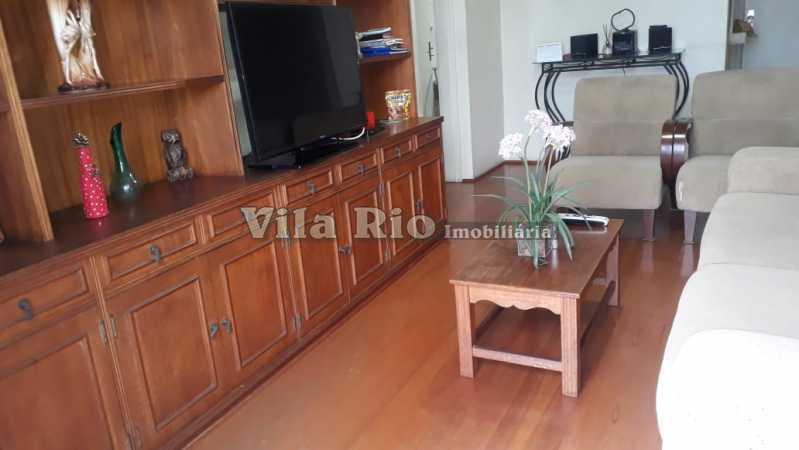 Sala1 - Apartamento Vista Alegre, Rio de Janeiro, RJ À Venda, 2 Quartos, 70m² - VAP20550 - 3