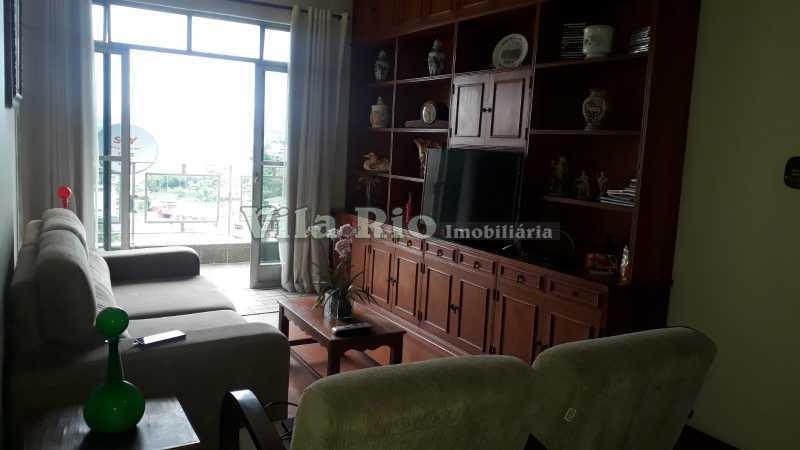 Sala2 - Apartamento Vista Alegre, Rio de Janeiro, RJ À Venda, 2 Quartos, 70m² - VAP20550 - 4