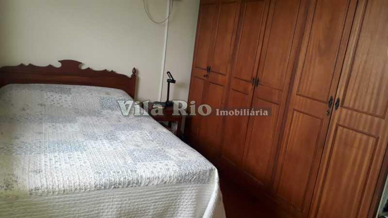 Quarto 1.1 - Apartamento Vista Alegre, Rio de Janeiro, RJ À Venda, 2 Quartos, 70m² - VAP20550 - 5