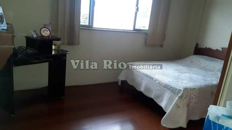 Quarto 1.2 - Apartamento Vista Alegre, Rio de Janeiro, RJ À Venda, 2 Quartos, 70m² - VAP20550 - 6