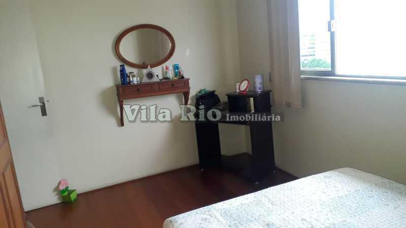 Quarto 1 - Apartamento Vista Alegre, Rio de Janeiro, RJ À Venda, 2 Quartos, 70m² - VAP20550 - 7