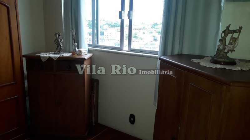 Quarto 2.1 - Apartamento Vista Alegre, Rio de Janeiro, RJ À Venda, 2 Quartos, 70m² - VAP20550 - 8