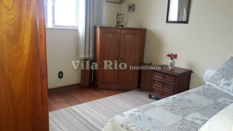 Quarto 2.2 - Apartamento Vista Alegre, Rio de Janeiro, RJ À Venda, 2 Quartos, 70m² - VAP20550 - 9