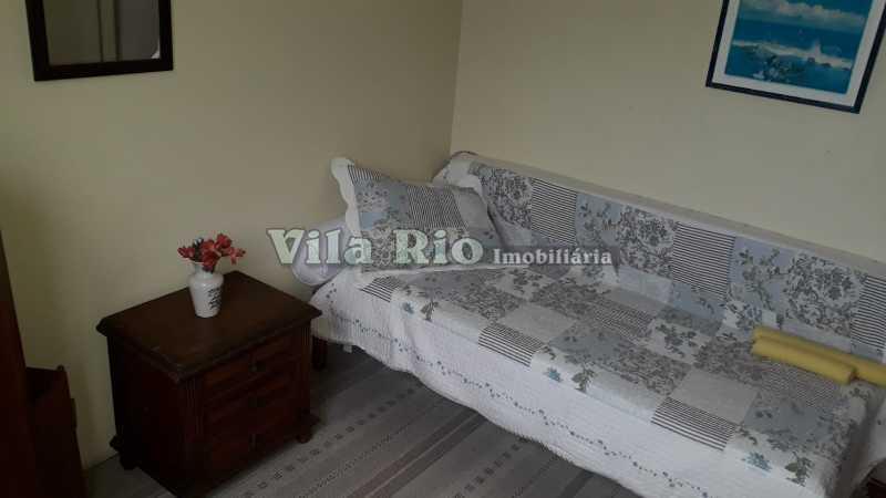Quarto 2 - Apartamento Vista Alegre, Rio de Janeiro, RJ À Venda, 2 Quartos, 70m² - VAP20550 - 10