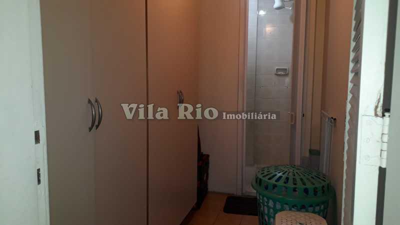 Dependência - Apartamento Vista Alegre, Rio de Janeiro, RJ À Venda, 2 Quartos, 70m² - VAP20550 - 13