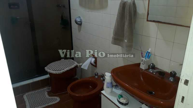 Banheiro social - Apartamento Vista Alegre, Rio de Janeiro, RJ À Venda, 2 Quartos, 70m² - VAP20550 - 15