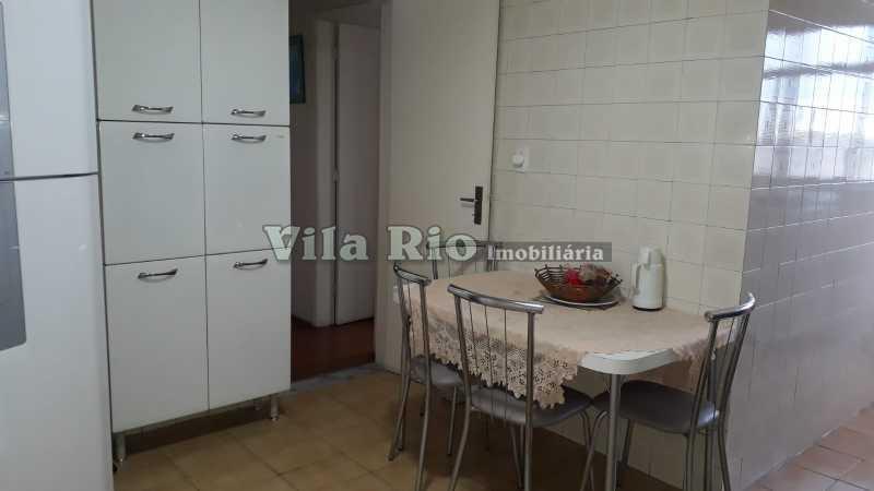Cozinha.1 - Apartamento Vista Alegre, Rio de Janeiro, RJ À Venda, 2 Quartos, 70m² - VAP20550 - 16