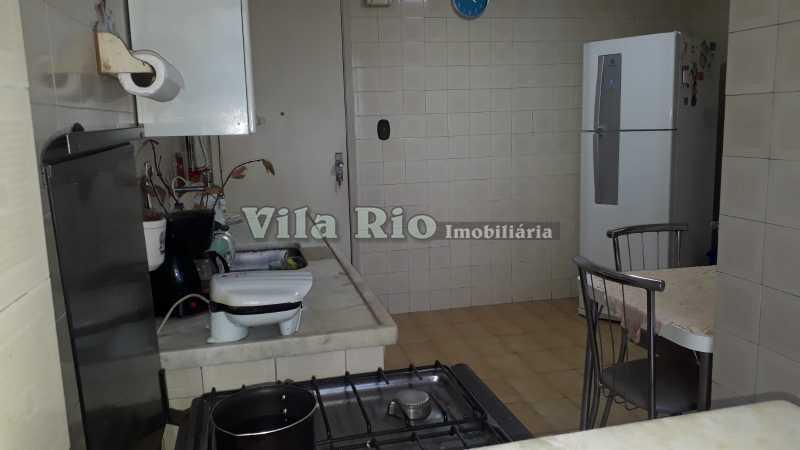 Cozinha.2 - Apartamento Vista Alegre, Rio de Janeiro, RJ À Venda, 2 Quartos, 70m² - VAP20550 - 17
