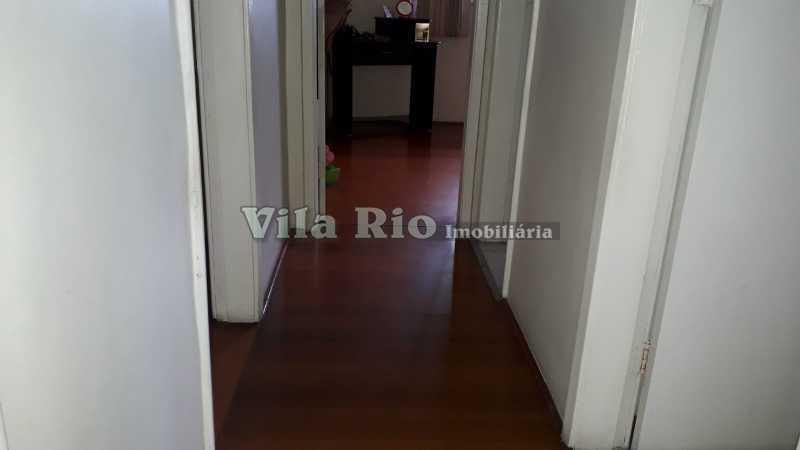 Circulação - Apartamento Vista Alegre, Rio de Janeiro, RJ À Venda, 2 Quartos, 70m² - VAP20550 - 20