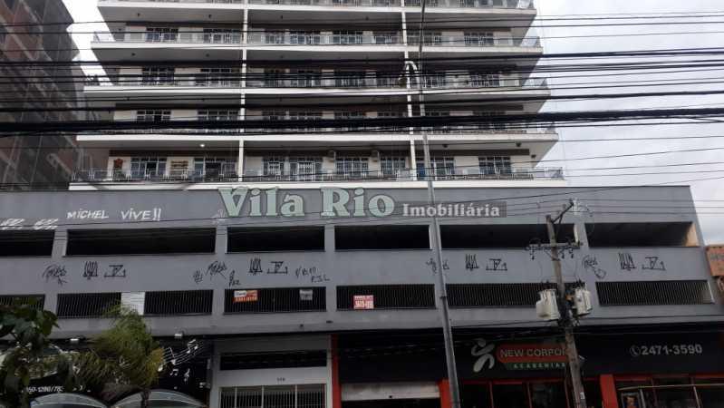Fachada - Apartamento Vista Alegre, Rio de Janeiro, RJ À Venda, 2 Quartos, 70m² - VAP20550 - 26