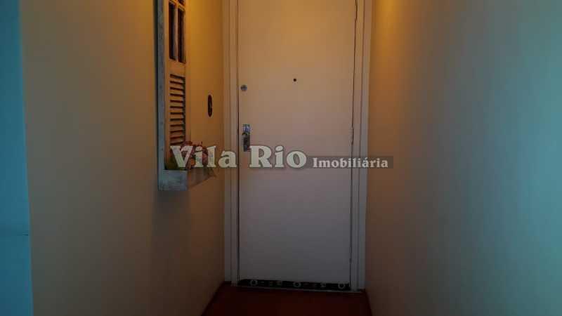 Hall - Apartamento Vista Alegre, Rio de Janeiro, RJ À Venda, 2 Quartos, 70m² - VAP20550 - 24