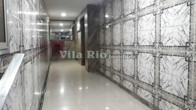 Portaria - Apartamento Vista Alegre, Rio de Janeiro, RJ À Venda, 2 Quartos, 70m² - VAP20550 - 25