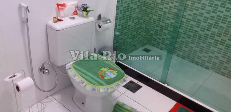 BANHEIRO 2 - Apartamento Colégio, Rio de Janeiro, RJ À Venda, 2 Quartos, 66m² - VAP20551 - 8