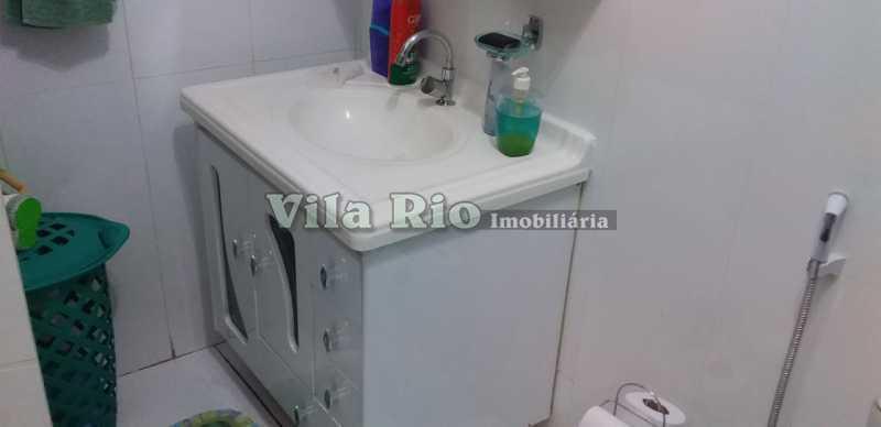 BANHEIRO 3 - Apartamento Colégio, Rio de Janeiro, RJ À Venda, 2 Quartos, 66m² - VAP20551 - 9