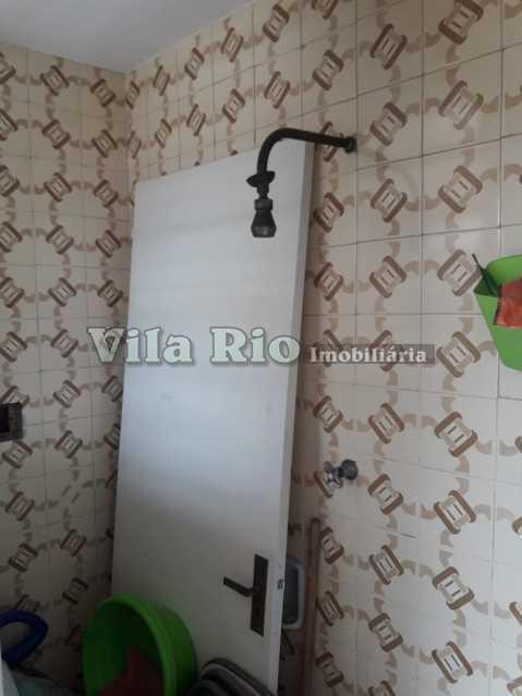 BANHEIRO DE EMPREGADA - Apartamento 2 quartos à venda Madureira, Rio de Janeiro - R$ 200.000 - VAP20553 - 7