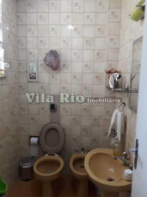 BANHEIRO SOCIAL - Apartamento 2 quartos à venda Madureira, Rio de Janeiro - R$ 200.000 - VAP20553 - 8