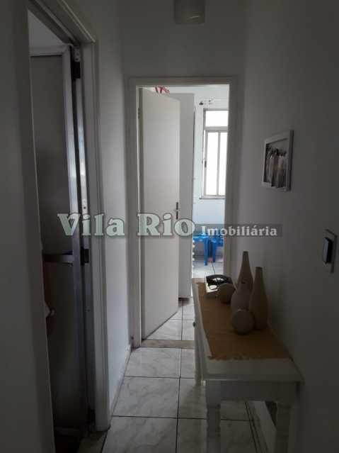 CIRCULAÇÃO DO APTO - Apartamento 2 quartos à venda Madureira, Rio de Janeiro - R$ 200.000 - VAP20553 - 12