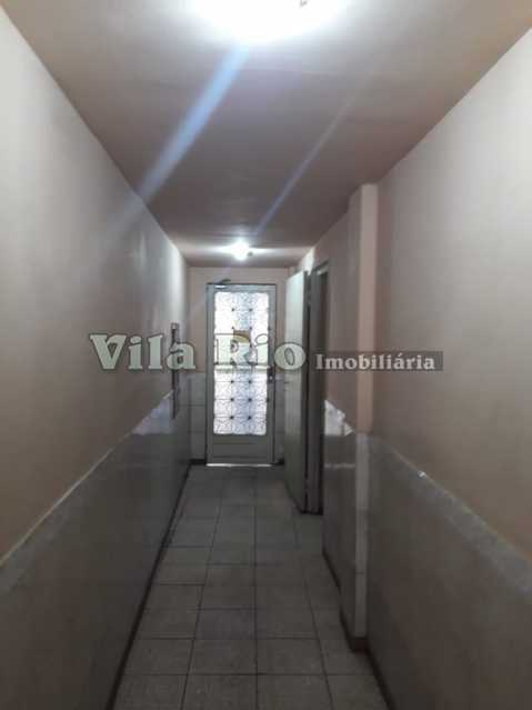 CIRCULAÇÃO ENTRADA DO APTO - Apartamento 2 quartos à venda Madureira, Rio de Janeiro - R$ 200.000 - VAP20553 - 14
