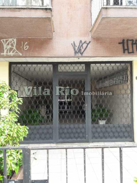 ENTRADA PREDIO - Apartamento 2 quartos à venda Madureira, Rio de Janeiro - R$ 200.000 - VAP20553 - 21