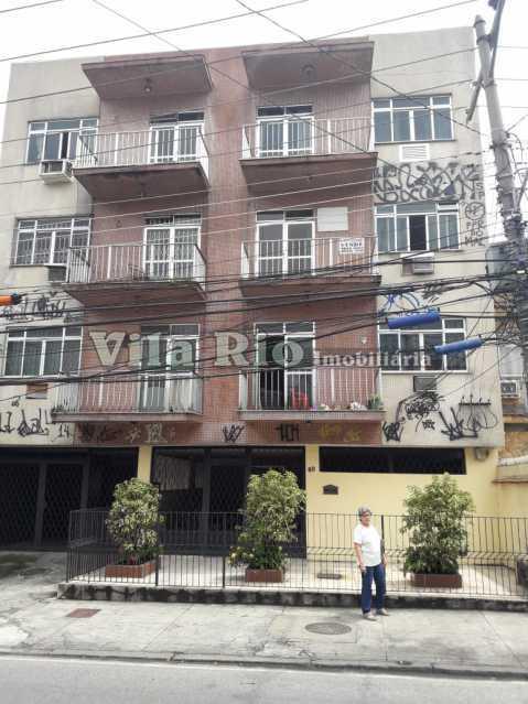 FRENTE DO PREDIO - Apartamento 2 quartos à venda Madureira, Rio de Janeiro - R$ 200.000 - VAP20553 - 22