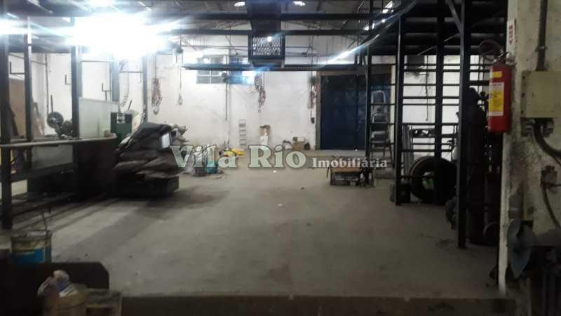 Área operacional.1 - Galpão 600m² para venda e aluguel Irajá, Rio de Janeiro - R$ 1.400.000 - VGA00019 - 6
