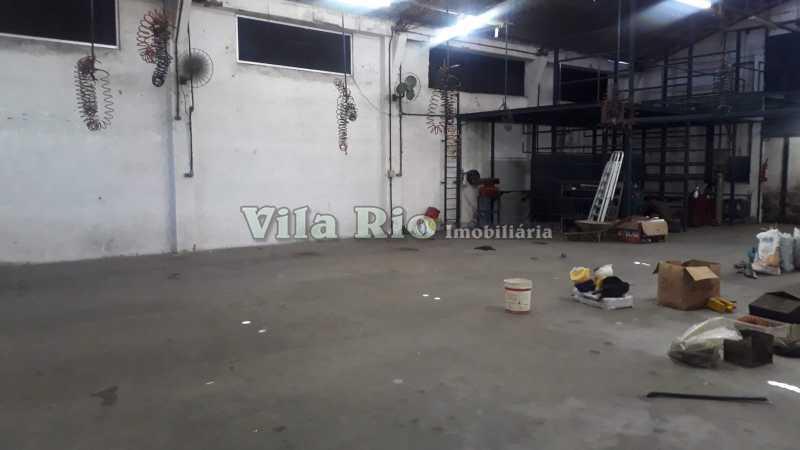 Área operacional.2 - Galpão 600m² para venda e aluguel Irajá, Rio de Janeiro - R$ 1.400.000 - VGA00019 - 7
