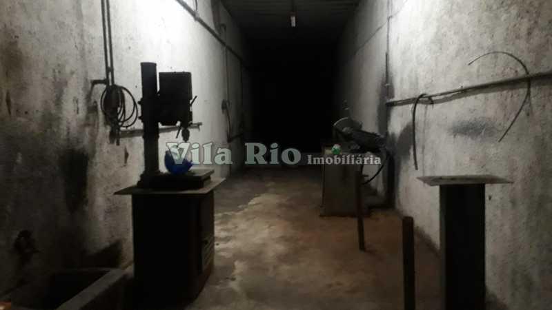 Área operacional.5 - Galpão 600m² para venda e aluguel Irajá, Rio de Janeiro - R$ 1.400.000 - VGA00019 - 9