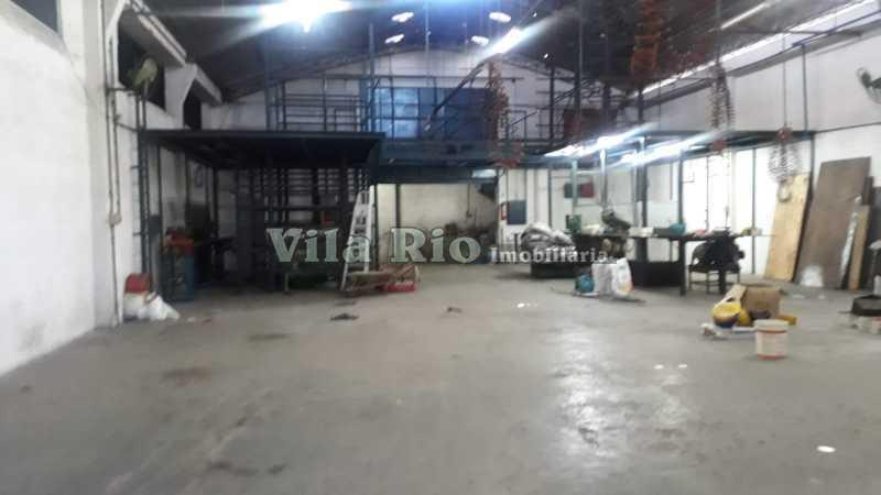 Área operacional.6 - Galpão 600m² para venda e aluguel Irajá, Rio de Janeiro - R$ 1.400.000 - VGA00019 - 10