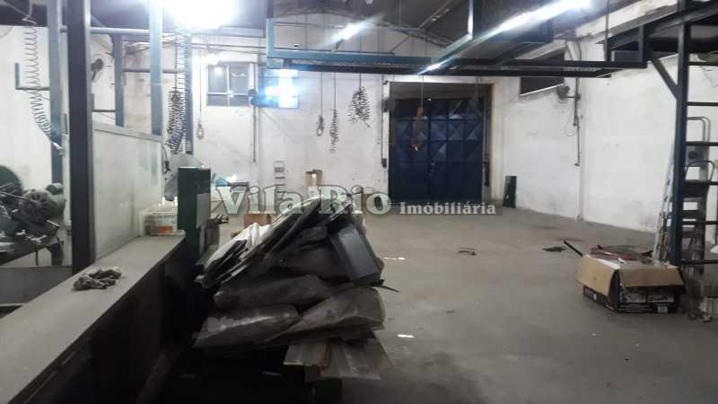 Área operacional.7 - Galpão 600m² para venda e aluguel Irajá, Rio de Janeiro - R$ 1.400.000 - VGA00019 - 11