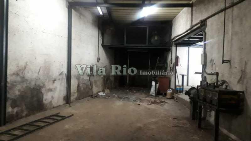 Área operacional.8 - Galpão 600m² para venda e aluguel Irajá, Rio de Janeiro - R$ 1.400.000 - VGA00019 - 12