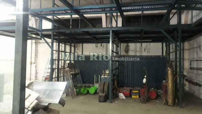 Área operacional - Galpão 600m² para venda e aluguel Irajá, Rio de Janeiro - R$ 1.400.000 - VGA00019 - 13