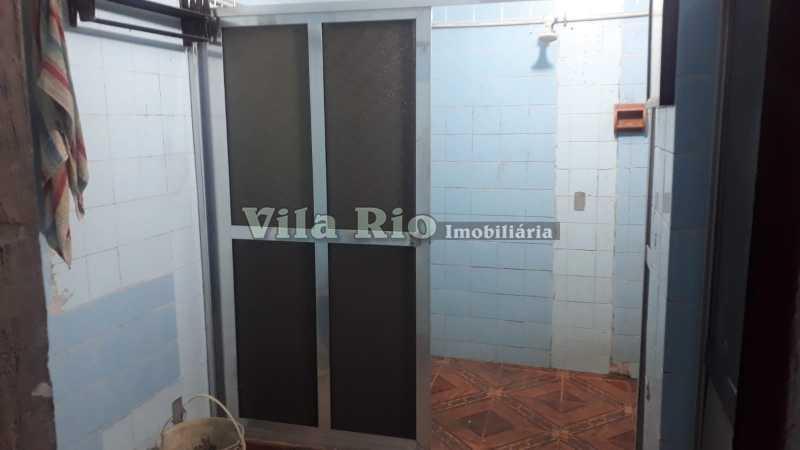 Banheiro - Galpão 600m² para venda e aluguel Irajá, Rio de Janeiro - R$ 1.400.000 - VGA00019 - 14