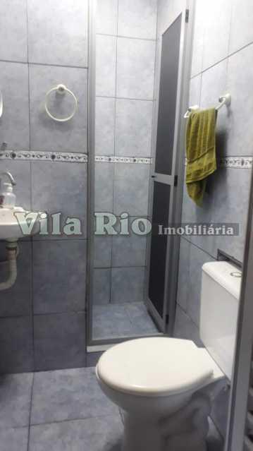 Banheiro2 - Galpão 600m² para venda e aluguel Irajá, Rio de Janeiro - R$ 1.400.000 - VGA00019 - 15