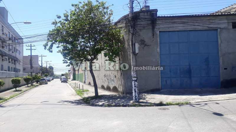 Frente - Galpão 600m² para venda e aluguel Irajá, Rio de Janeiro - R$ 1.400.000 - VGA00019 - 3