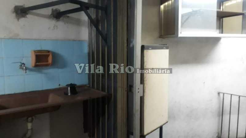 Refeitório.1 - Galpão 600m² para venda e aluguel Irajá, Rio de Janeiro - R$ 1.400.000 - VGA00019 - 20