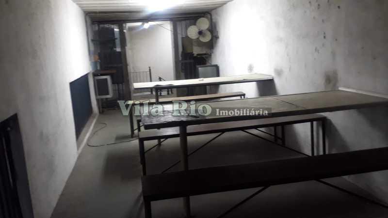 Refeitório - Galpão 600m² para venda e aluguel Irajá, Rio de Janeiro - R$ 1.400.000 - VGA00019 - 21