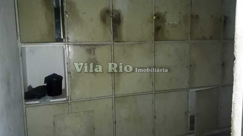 Vestiário - Galpão 600m² para venda e aluguel Irajá, Rio de Janeiro - R$ 1.400.000 - VGA00019 - 22