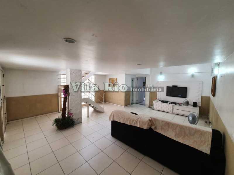 SALA 1. - Casa Vila Kosmos,Rio de Janeiro,RJ À Venda,3 Quartos,145m² - VCA30060 - 3