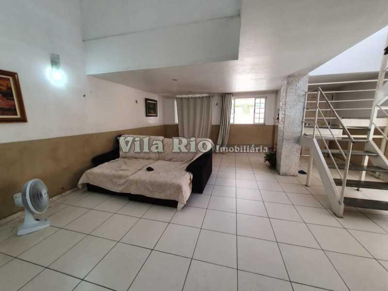 SALA 2. - Casa Vila Kosmos,Rio de Janeiro,RJ À Venda,3 Quartos,145m² - VCA30060 - 4