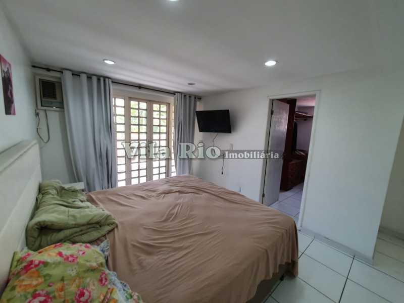 QUARTO 1. - Casa Vila Kosmos,Rio de Janeiro,RJ À Venda,3 Quartos,145m² - VCA30060 - 7