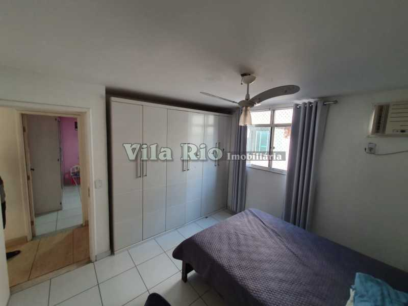 QUARTO 2. - Casa Vila Kosmos,Rio de Janeiro,RJ À Venda,3 Quartos,145m² - VCA30060 - 8