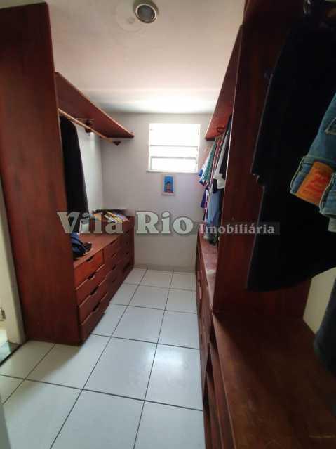 QUARTO 3. - Casa Vila Kosmos,Rio de Janeiro,RJ À Venda,3 Quartos,145m² - VCA30060 - 9